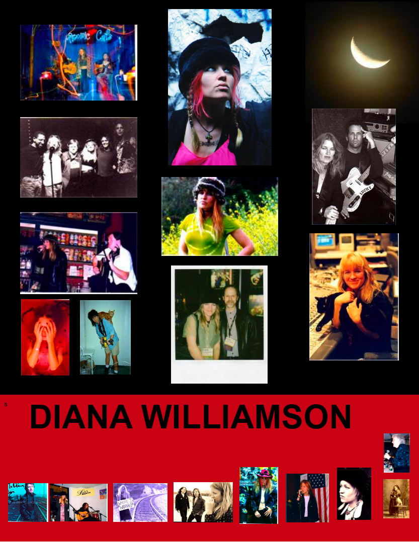 Photos of Diana Williamson